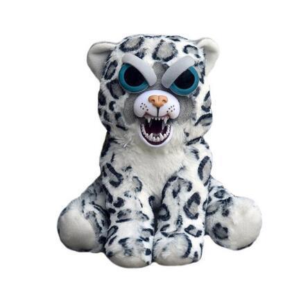 YNYNOO Feisty Pets Change Face Unicorn Plush Toys for Boys With Funny Expression Stuffed Animal Dolls Christmas Kids Toys xmas