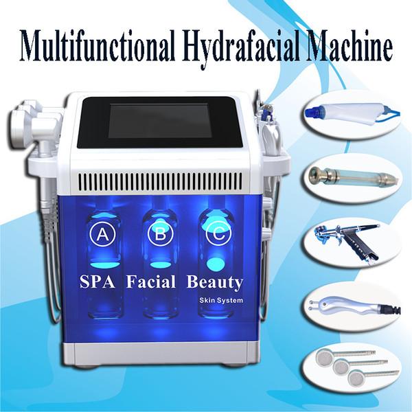 Hot selling hydro peel microdermabrasion mesotherapy gun beauty hydra peel facial microdermabrasion dermabrasion skin diamond device