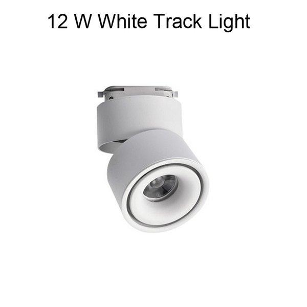 12 W Beyaz Parça Işık