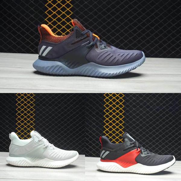 2019 di alta qualità Alphabounce oltre le scarpe da basket da uomo moda retrò scarpe da corsa alfa rimbalzo sportivo allenatore scarpe da tennis taglia 40-46