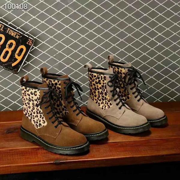 Lüks Tasarımcı sonbahar ve kış yeni moda sivri kadın s çizmeler ile kalın deri kadın ayakkabı ücretsiz kargo