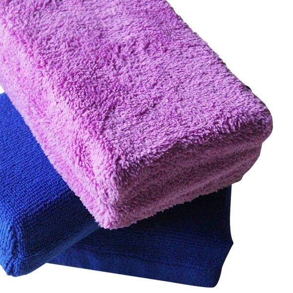 Dragonpad 1 Pcs Microfibre Cleaning System Car Soft Cloth Washing Cloth Towel Duster Car Home Cleaning Microfibre Towels