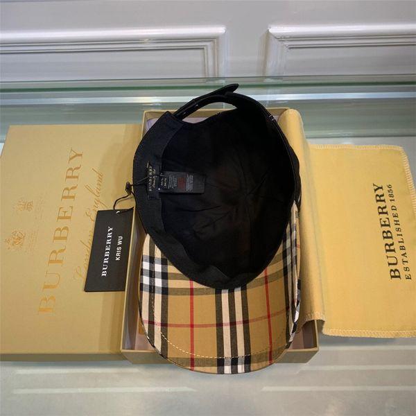 (Whit Box) High quality bone Curved visor Casquette baseball Cap women gorras Adjustable Golf sports luxury hats for men hip hop Snapback Ca