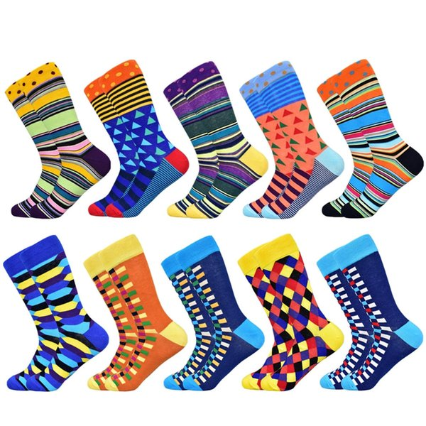 10 pairs of socks-G