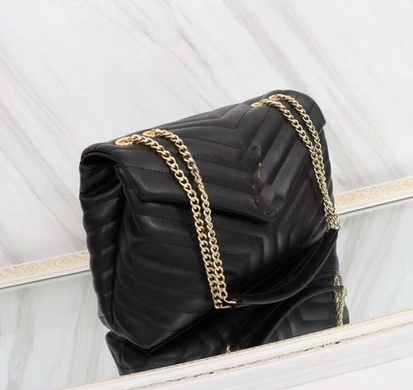 2018 Handbag Designer Fashion Women Ladies Crossbody Tote Genuine Leather Zig Zag Manual Unique Two Combined Shoulder Straps Bags