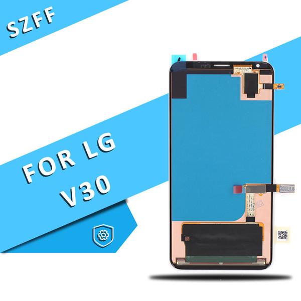 Original para LG V30 H930 Pantalla LCD táctil digitalizador Prueba de pantalla de 6,0 pulgadas, una por una
