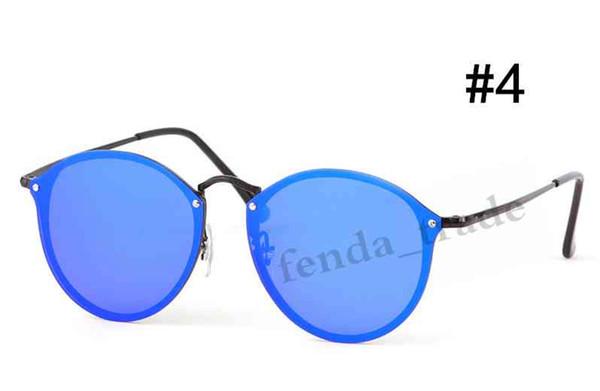 Blue #4