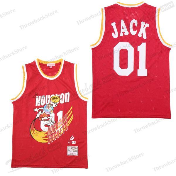 Jack 01 / Vermelho