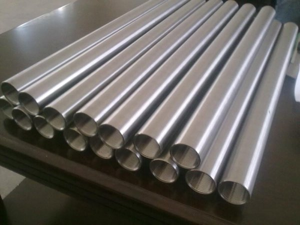 Ti-6Al-7Nb Titanium alloy pipes seamless steel pipes with high quality Factory Supply Titanium Tube/Pipe from Baoji