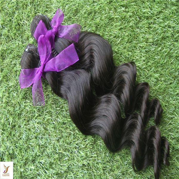Pure Color 6A Brazilian Deep Wave Hair Bundle 100% Human Hair Extensions 10-30 Inchs Double Weft Virgin Hair Weaving