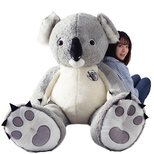 Acquista Dorimytrader Jumbo Peluche Animale Koala Giocattolo