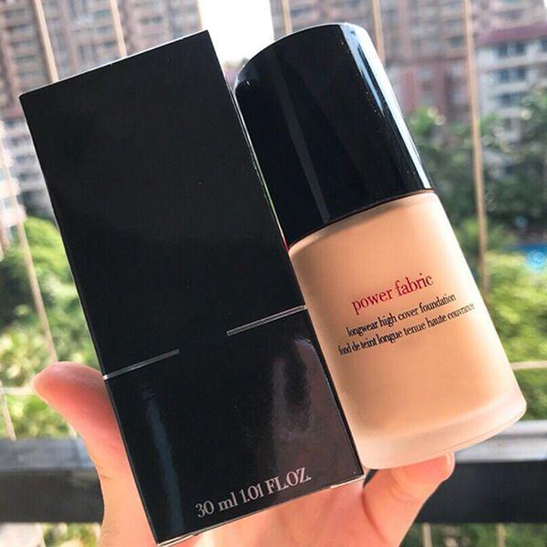 Maquiagem QUENTE Poder Tecido Líquido Fundação fond de teint Corretivo Base Primer fondotinta 30ml 1.01 fl.oz. frete grátis