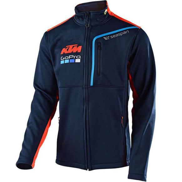 New Motocross Sweatshirts with zipper Men Motorcycle racing jackets Outdoor sports hoodies Racing jacket Moto GP