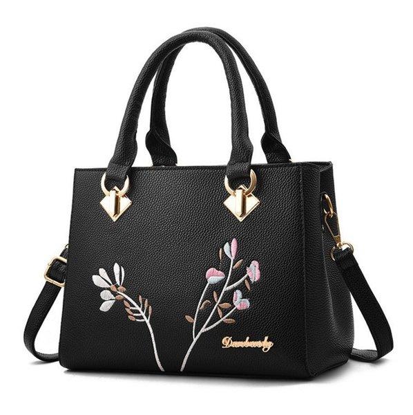 Black Giant East Girl Bag