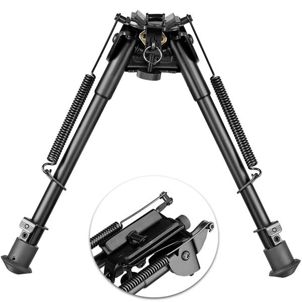 2019 NEW 9-13 bipod mount 237mm-385 mm Harris Model extendable leg gun mounted fixed bipod for hunting