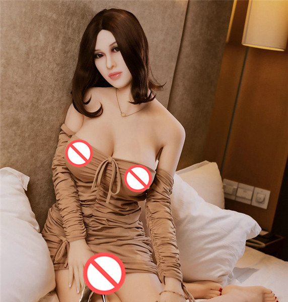 Top 165cm Silicone Sex Dolls E Cup Realistic Japanese Oral Love Doll Big Boobs Adult Toys For Men Sexy Huge Breast Ass Vagina