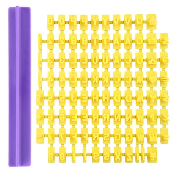 Alphabet Buchstaben Anzahl Keks Ausstecher Presse Stempel Embosser Kuchenform  X
