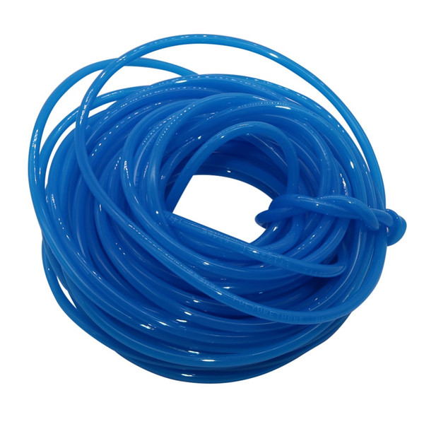 20m 4 / 6mm PU tubo Blu Water Garden pneumatico tubo di irrigazione agricola Serra rifornimenti idrici