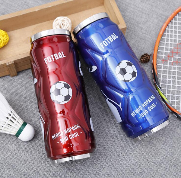 Outdoor Cycling Water bottle Stainless steel mug road cans Coke bottle portable sippy cup Mountain Bike Bicycle Water Bottle