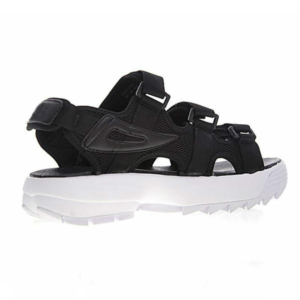 mens flip flop designer sandals women designer sandals black white red Anti-slipping V1Quick-drying Outdoor slippers Soft Water Shoe