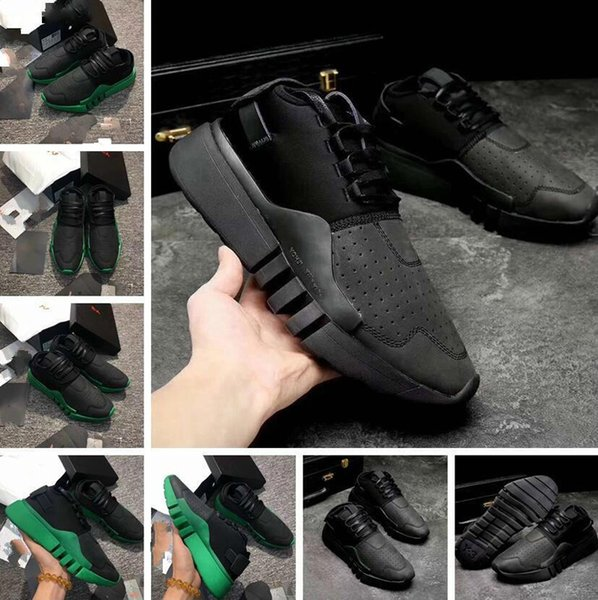 Free Shipping Y-3 RACER High Sneakers Breathable Kids Men Mens Outdoor Shoes Couples Y3 Outdoor Trainers