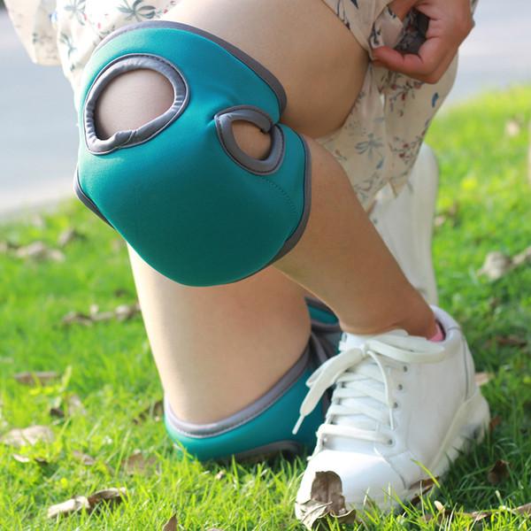 1pair genouillères souple et flexible genouillères de protection en mousse Sport travail de jardinage Builder genou Protector Pads Fournitures de sécurité au travail