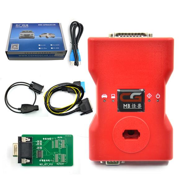 CGDI Prog MB per Benz Car Key Aggiungi più veloce per Benz Key Programmer Support All Key Lost