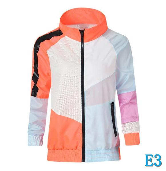 Autumn Women Designer Jackets Coat High Quality Brand Hooded Jacket Luxury Women Windbreaker Zipper Hoodies Sportwear 2 Colors M-2XLE3