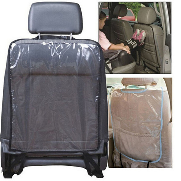 Child Car Seat Back Protective Cover Back Protection Baby Kick Pad Wear anti-stepped Dirty Mat Car Decor