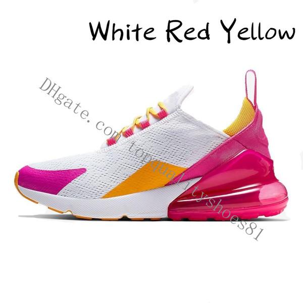 43 وايت أحمر أصفر