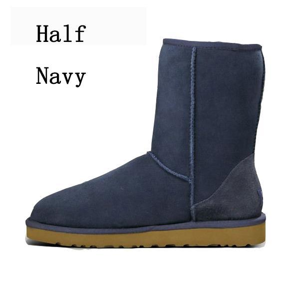 Classic Half Boots (5)