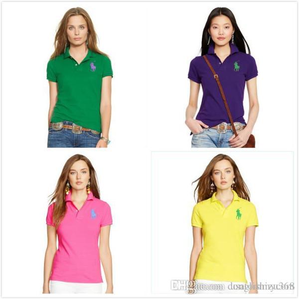 2018 Nueva primavera camisa de algodón de lino impresa de las mujeres blusa media larga femenina floja camisas de manga larga camisas de cuello delgado ocasional polo