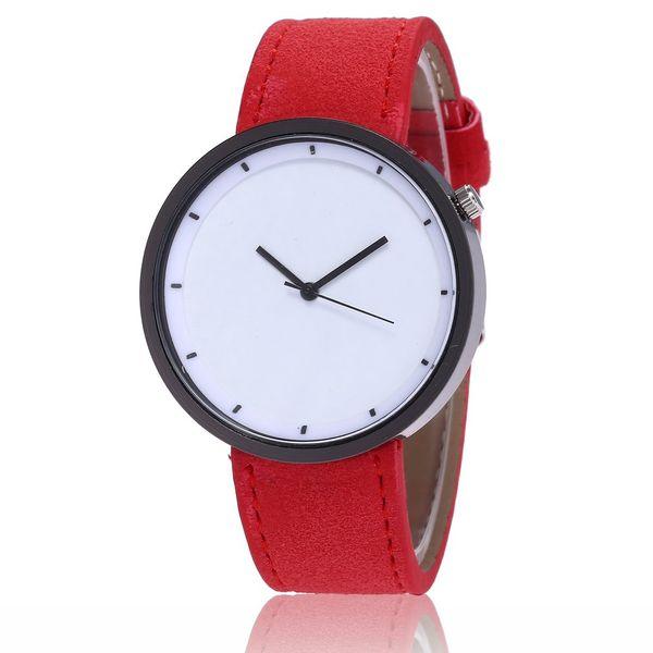 Двухигольные часы женские модные Ретро Ностальгический Стиль дикие кварцевые часы Модный дизайн простой