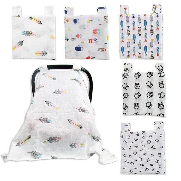 Fine 2019 Infant Car Seat Canopy Cover For Baby Nursing Cover Scarf For Mum Breastfeeding Baby Car Seat Scarf Blanket Shopping Cart From Gaozang 20 6 Creativecarmelina Interior Chair Design Creativecarmelinacom