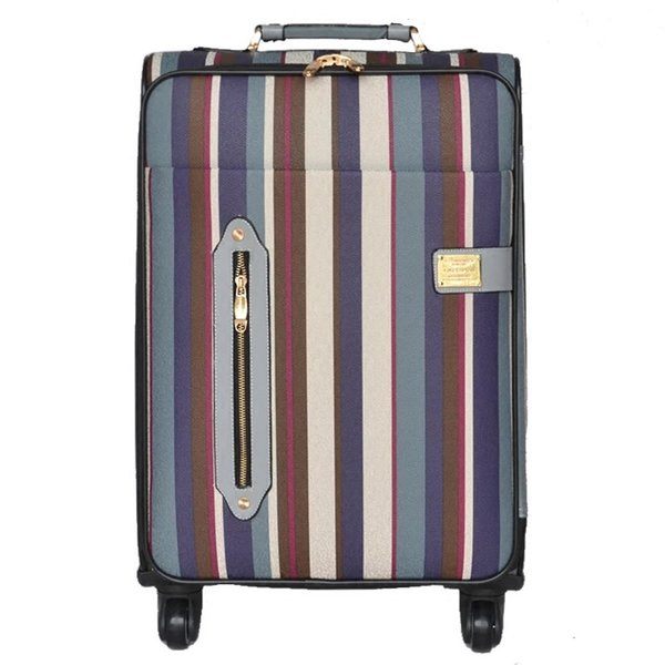 Luggage trolley case female 20 travel suitcase soft box 22 male password box 24 inch student luggage universal wheel