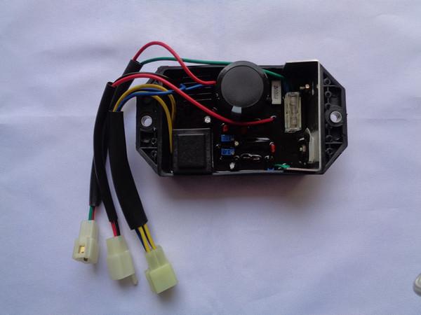 Régulateur de tension AVR15-1B3E KIPOR KI DAVR 150S monophasé de GTDK AVR régulateur de tension automatique