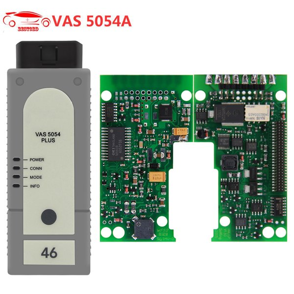Vas 5054a ODIS V4.4.10/ V4.3.3 Free Keygen Full OKI Chip Bluetooth Car Diagnostic Tool VAS5054A For V-W/AUDI/SKODA/SEAT Scanner