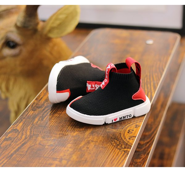Spring And Autumn Men'S Socks Shoes Women'S Baby Shoes 1 3 Soft Bottom Breathable Toddler Shoes Baby 6 12 Months Footwear Kids Dress Sandals From