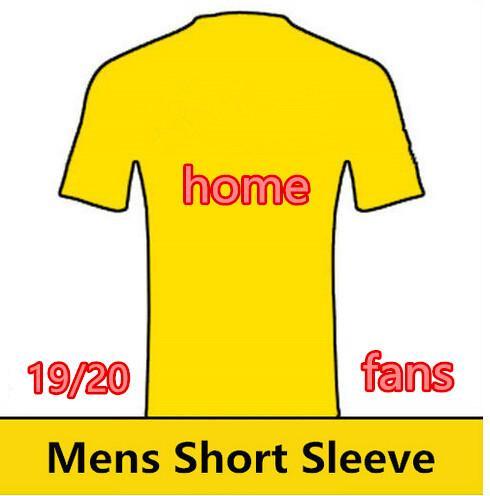 19/20 FANS MESSI home Soccer Jersey 2019 COUTINHO Soccer Shirt Customized O.DEMBELE SUAREZ club team third Football uniform 2019 Sales
