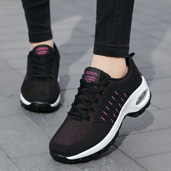 Women Sport Shoes Women's Running Shoes Light Gym Trainers Outdoor Breathable Walking Jogging Shoes