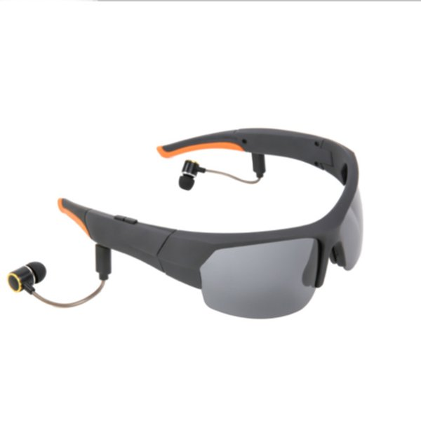 Wireless Bluetooth Sunglasses for Men Effectively Prevent Ultraviolet Rays and Harmful Blue Light Polarized Sports Sunglasses Support Wirele