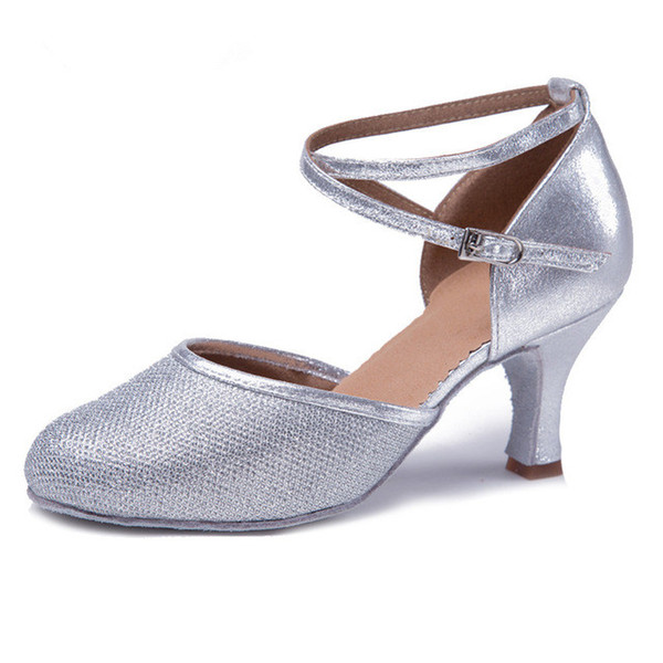 4df3ad3f Zapatos de baile para mujer Venta caliente Marca Danza Moderna Zapatos Salsa  Salón Tango Zapatos latinos