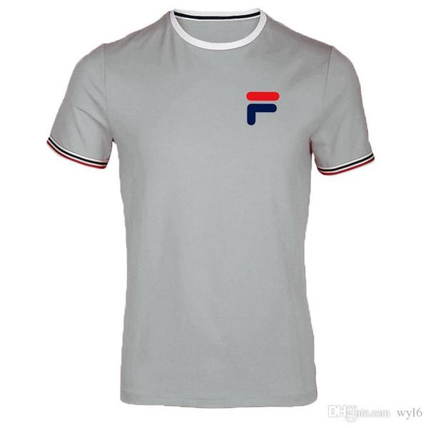 Мужские дизайнерские футболки Черный Белый Красный Mens Модельер футболки с коротким рукавом Top S-XXXL