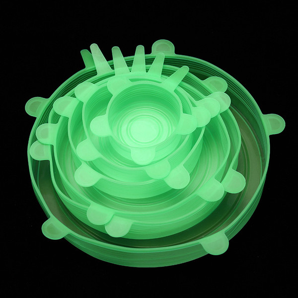 Verde 6 pezzi 1 Set