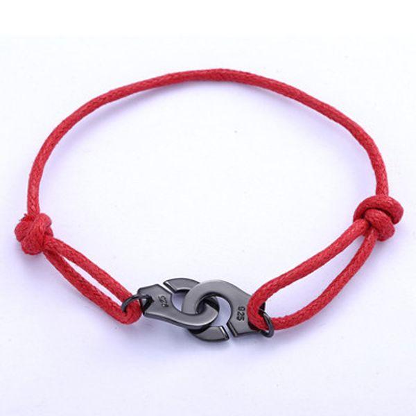Красный Веревка Черный
