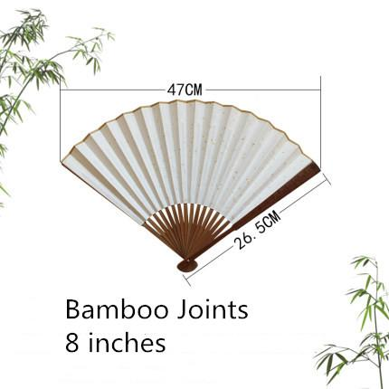 """8"""" bamboo joint"""