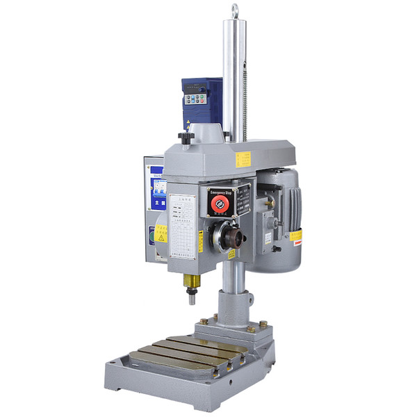 top popular SS4508 Fully Automatic Tapping Machine High-quality Electric Vertical Tapping Machine 220V 380V 750W 1340 760 420r min M1.6-M10 2020