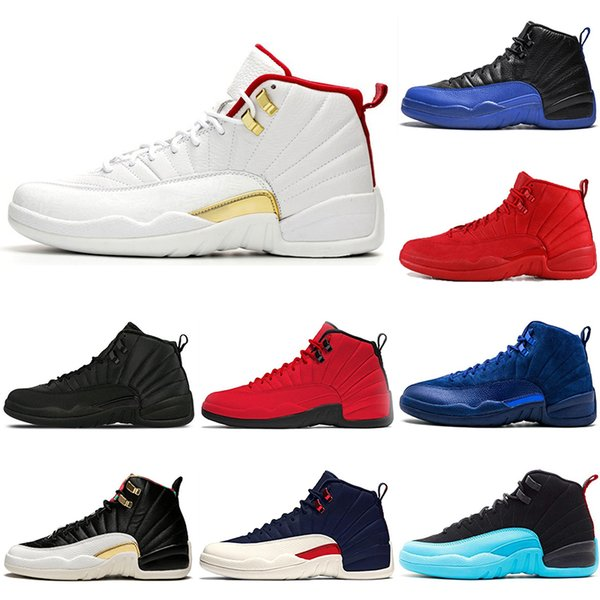 red in white 12s cheap online
