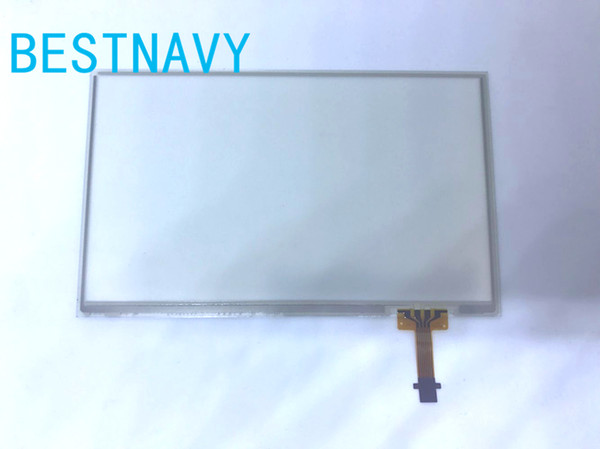 best selling Free shipping Original new 7Inch LCD display LAM0702320A only touch screen digitzer for car DVD GPS navigation LCD modules