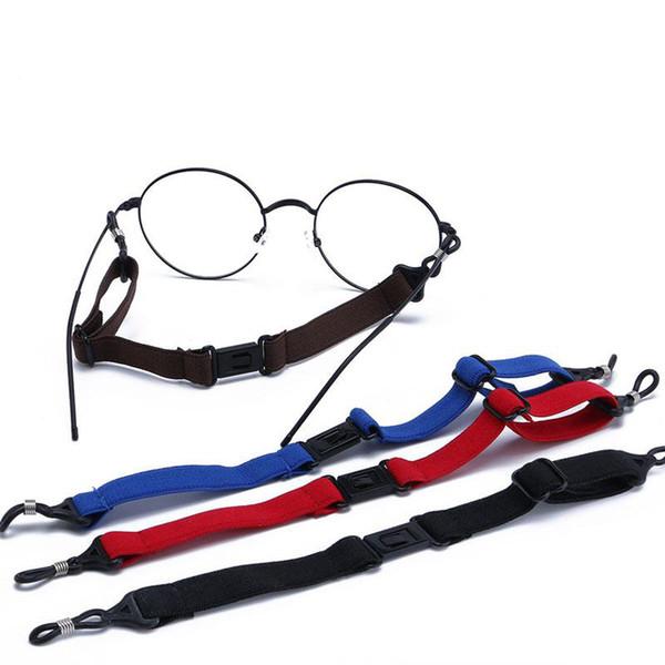 Venda quente Retro Cadeias De Óculos Strap Moda Óculos De Sol Pescoço Cordão Cordão Retentor Eyewear Colhedor Titular Acessórios de Moda